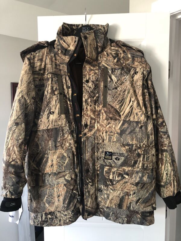 browning duck jacket