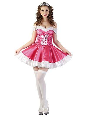 Kostüm für Erwachsene Prom Queen Gr.M Party Kostüm