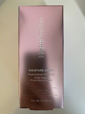 HydroPeptide Moisture Reset Phytonutrient Facial Oil BRAND NEW UNBOXED