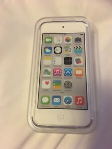 Apple iPod Touch, 5th Generation, Brand New, White