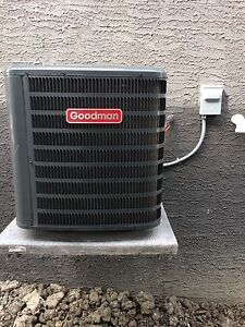 Brand new central ac system - in box with manufacturer warranty