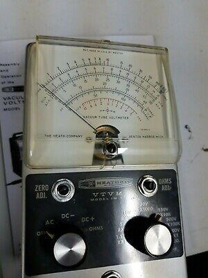 Heathkit IM-11 VTVM