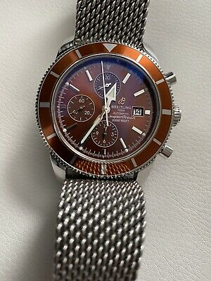 Breitling Superocean Heritage 46 Chronograph Bronze