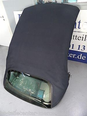 Mercedes CLK W209 Cabrio orig. Stoffdach Dach Verdeck Stoffverdeck blau sehr gut online kaufen