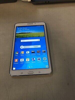 Samsung Galaxy Tab 4 4G LTE Tablet, White 8-Inch 16GB (AT&T)*359