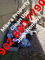 Mike's Junk Removal (902)880.7790