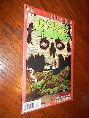 Essential Vertigo: Swamp Thing #16 (Feb 1998, DC) Bagged W/Board