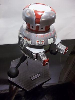 """SPACE 1999 PROP*** 1 Mattel   *1 *""""Vincent 396 Good Guy Droid"""" 12'' Disney 1979"""