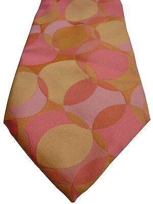 - ETON Tie Multi-Coloured Interlinking Circles