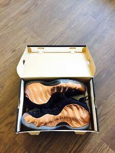 Nike Air FOAMPOSITE ONE Metallic gold