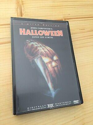 Halloween Limited Edition US Code Free John Carpenter Horror Kult Klassik Dvd ()