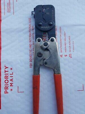Molex Hand Crimper Htr8519b