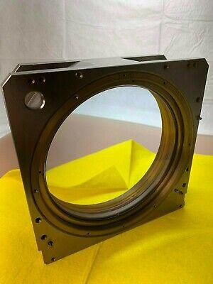 Telescope Objective Air-Spaced Achromatic Doublet D160 F 850 mm Quartz Lens