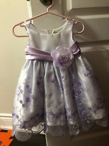 Brand new Baby birthday or party wear dress for sale