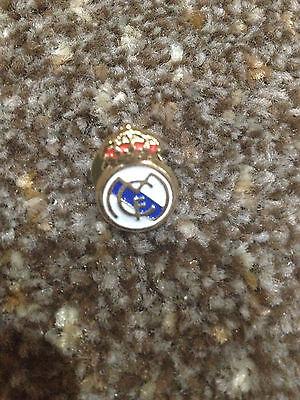 Real Madrid Pin Badge
