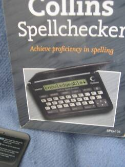 Electronic Spell Checker