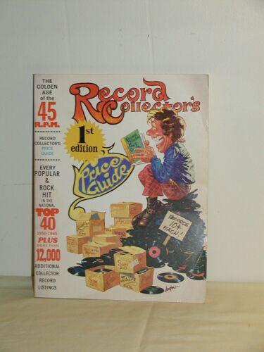 Vintage Record Collector