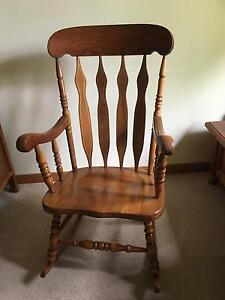 Rocking chair Como Sutherland Area Preview