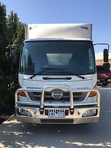 2009 HINO FC Truck Moama Murray Area Preview