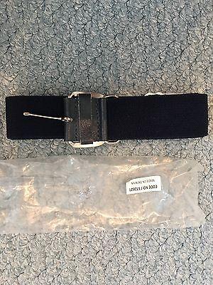 Adjustable Baseball Belt - Adult -Navy Blue-NWOT