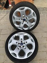 "2x 18""Ford mags and tyres. $120ono Mount Cotton Redland Area Preview"