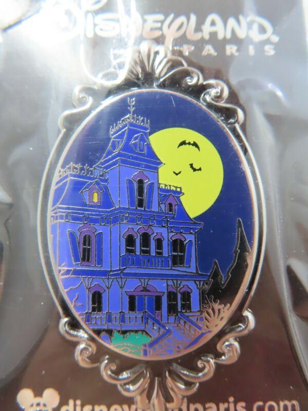 Disney Pin * DLP Phantom Manor - Haunted Mansion #133605