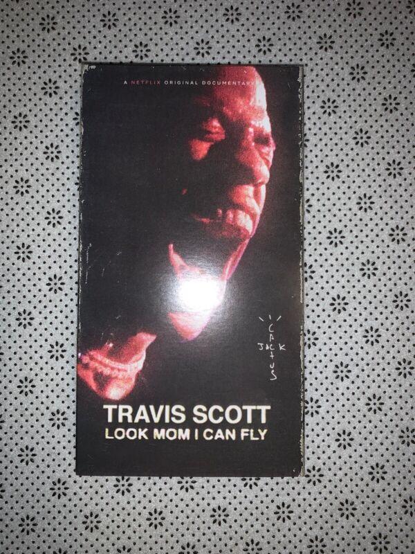 Travis Scott Limited Edition Vhs Netflix Poster Special Travis Scott Spoon