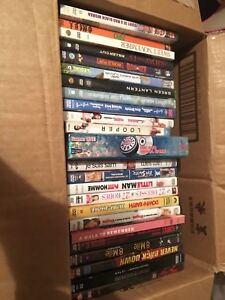 Box of 23 DVDs
