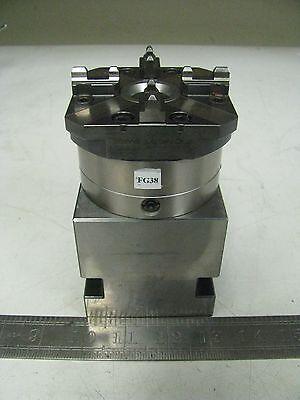 Erowa Er-012297 Its Rapid-action Pneumatic Chuck Nsf On Block Fg38