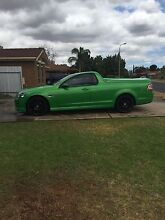 Ve sv6 ute 6 speed manual Craigmore Playford Area Preview