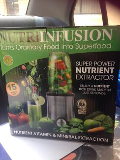 NutriInfusion Nutri Bullet O'Halloran Hill Marion Area Preview