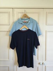 Men's Puma T-shirts. Excellent condition.  Medium. East Toowoomba Toowoomba City Preview