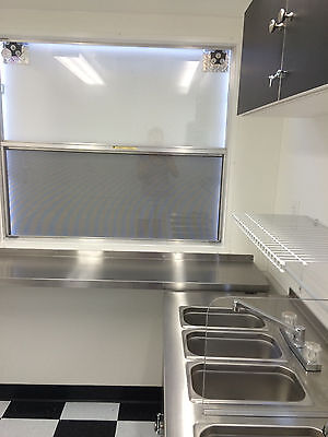 Food Concession Trailer 6 X 8 Start Your New Business... Low Overhead