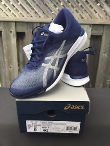 Asics FuzeX Rush Men's running shoes. US Size 9. $75