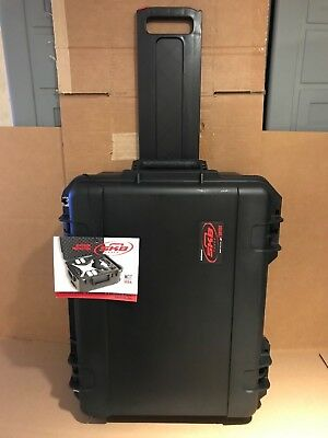 SKB - iSeries Hard Case for DJI Phantom 3 & 4 Quadcopter Drone - Black