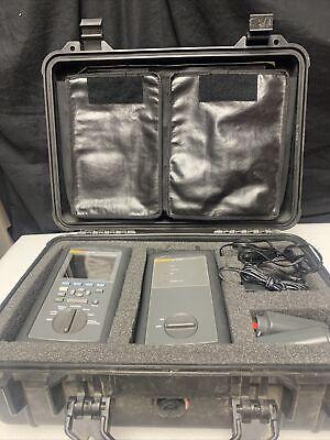 Fluke Dsp-2000 Cable Analyzer Dsp-2000sr Smart Remote Fos 8501300 Dsp-fom