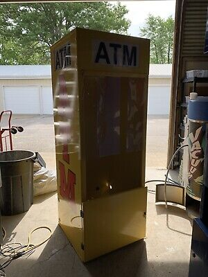 Atm Outboor Cabinet