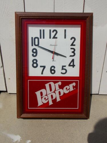 Dr Pepper Hanover Clock