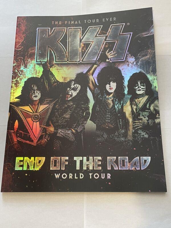 New~KISS End of the Road Official Final Tour Concert Program Book~2019~EOTR~V3