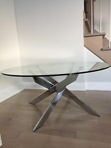 Table salon verre Structube