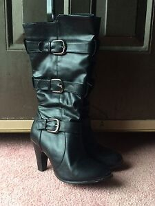 Size 6 Heeled Boots