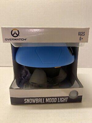 "Blizzard Overwatch Snowball Mood Light Lamp Figure Statue 6"""