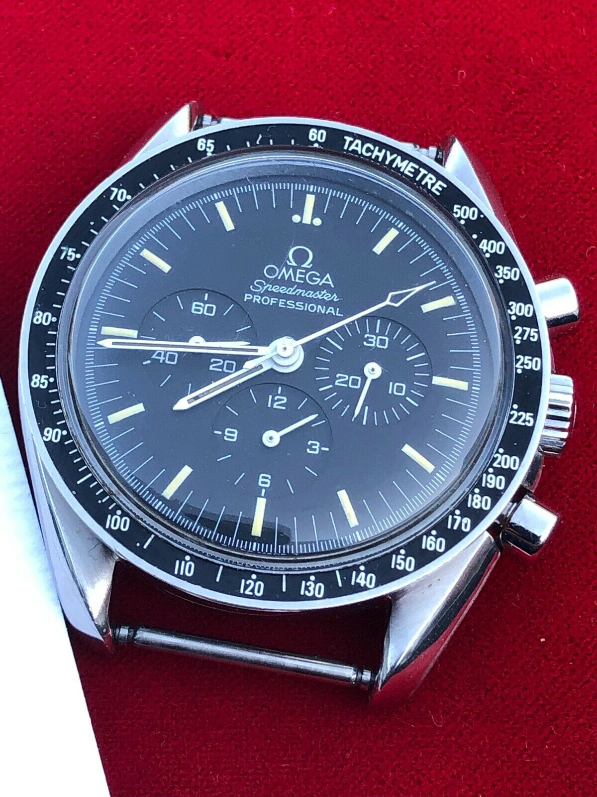 Omega Speedmaster 105.012-65, 321, Omega Museum Extract,  Feb 28th 1967 - watch picture 1
