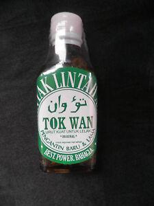 30ml Glass Bottle Leech Oil Minyak Lintah For Blood Flow