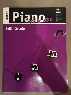 Piano for leisure 5th grade series 3 book Woollahra Eastern Suburbs Preview