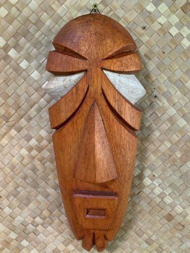 New Alien Tiki Mask by Doug Horne and Smokin
