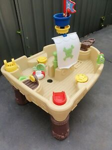 Little Tikes Pirate Ship Table - outdoor toy