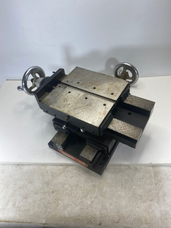 Master Machine Tools Axis Feed Table FT2 HF12 HFCS Machinist
