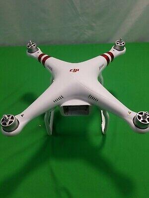 DJI Phantom 3 Standard Quadcopter Drone *FOR PARTS*