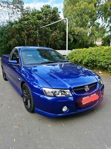 Holden VZ SS V8 Ute. LOW KMS!!
